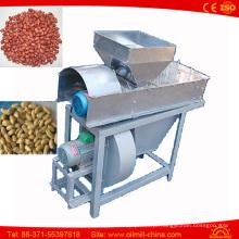 Máquina de casca inoxidável do aço carbono Gt-8 para o amendoim Roasted