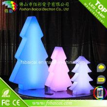 Lâmpada de assoalho ao ar livre do diodo emissor de luz, luz do jardim Christmasled