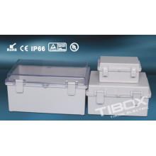 Serrure en plastique imperméable ABS + boîte de jonction de type charnière