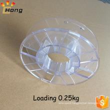Empty Plastic Spool Bobbin For 3D Printer Filament