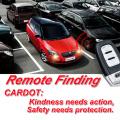 Dropshipping Anti-Hijacking Remote Engine Start Stop Key Lock Car Antenna Car Alarm System