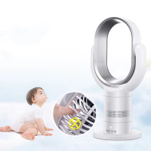 Factory Price Bladeless 90 degrees Oscillation desk Fan Safe Energy efficient