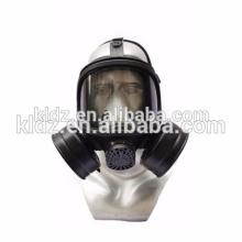 Máscara de gás com canal de voz e boa comunicação