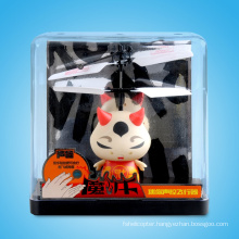 Promotional China manufacture hot wholesale rc flying robot toy