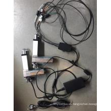 Actuador lineal con actuadores de Control 2/3 de Sensor táctil