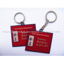 Nickel Plating Customized Key Chain