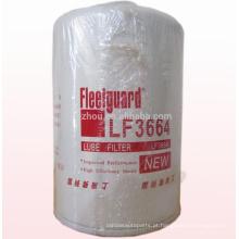 Filtro de óleo do motor LF3664