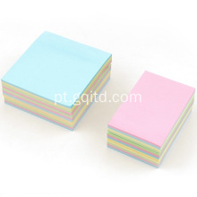 Popular Sticky Note Pad Sticky Note com logotipo personalizado