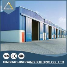 Bom design e construção rápida Estrutura de aço Dwg