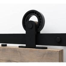 door accessories for sliding wooden pocket doors with American style