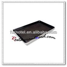V028 Antihaft-Platte aus perforiertem Aluminium