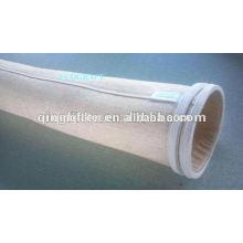 Filtro de membrana de PTFE bolsa de filtro de aire de fieltro de aguja