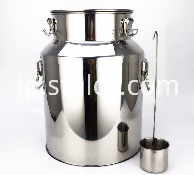 Sealed Barrel Stainless Steel Oil Drum