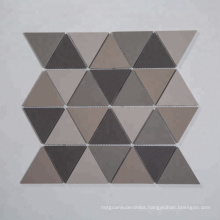 Ceramic Mosaic Shower Floor Tiles and Wall Tile for Backsplash