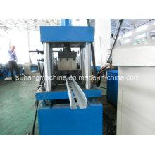 Line Speed 10-15m/Min Steel Rack Shelf Cold Roll Forming Machine