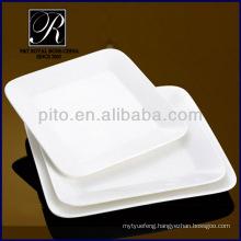 useful square ceramic plates PT-1145