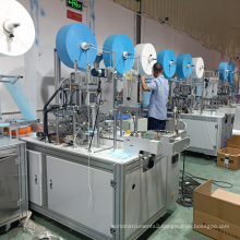 Factory face masks surgical disposable facemask production machin full automatic face mask making machine