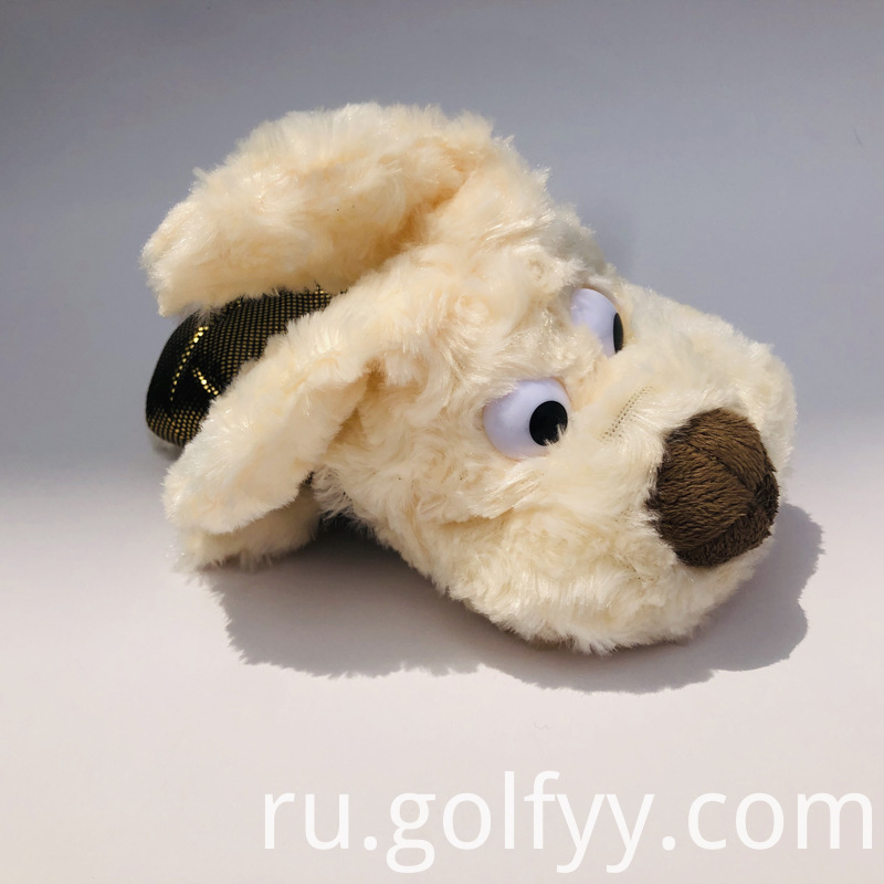 Golf club cover animal hat cover