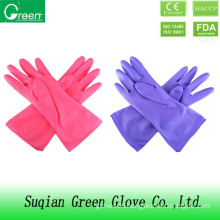 60g PVC Household Cleaning Gloves