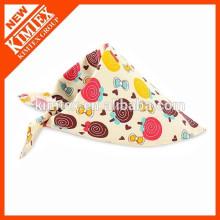 Fashion brand cheap customized triangle shape items