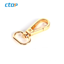 Custom Fashion Metal Bag Accessory Hardware Bag Snap Hook Dog Leash Snap Hook