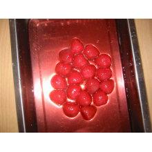 Haute qualité en conserve de fraises au sirop de Fruits