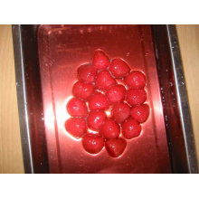 Alta qualidade enlatado morango em calda de frutas