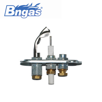 pilot burner for bbq of gas burner parts