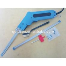 150W Ferramenta profissional da faca da estaca de espuma de Hotwire Ferramenta manual elétrica do cortador do bloco da espuma do EPS para a escultura