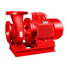 Horizontal Close Coupled Firefighting Centrifugal Water Pump