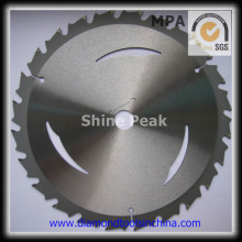 TCT hojas de sierra para corte de aluminio