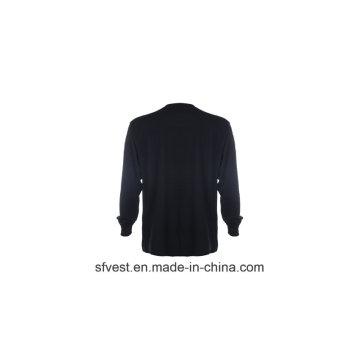 T-shirt de manga comprida resistente a chama