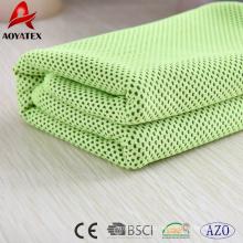 Hochleistungs-einfacher Betrieb, der Sport-Tuch abkühlt