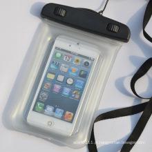 Malote impermeável inflável do telefone móvel do PVC dos esportes exteriores (YKY7267-2)