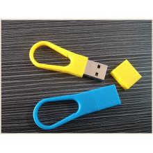2015 Super Slim anel de dedo de plástico USB Pendrive (EP027)