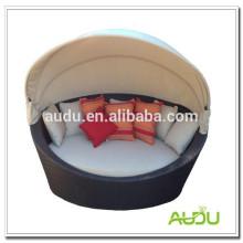 Audu 1 Cama de Canopy de Rattan de Navidad para PC