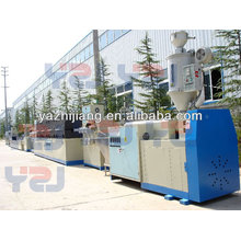 full automatic pp strap making machine,light weight pp strap making machine,4 strap band line one time with high capacity