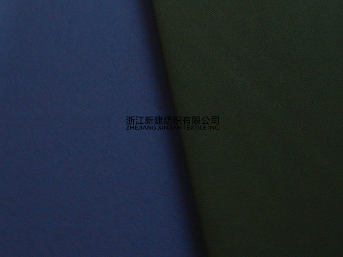 100% Polyester Thick Anti-static Wool-like Uniform Fabric