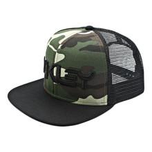 Print Mesh Snapback Hat for Promotional