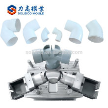 pvc plastic pipe fitting moulds manufacturer