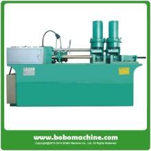 anchor bolt shrinking machine for thread rolling