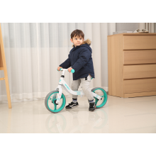 Highly balanced aluminum alloy child balance bike