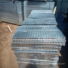 Building Material Hot Dipped Galvanized Serrated Steel Grating