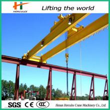 Double Girder Travelling Bridge Crane for Factory
