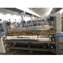 Toyota T-810 Air Jet Loom 210cm Year 2013 with Staubli Nagetive Cam 2 Nozzles