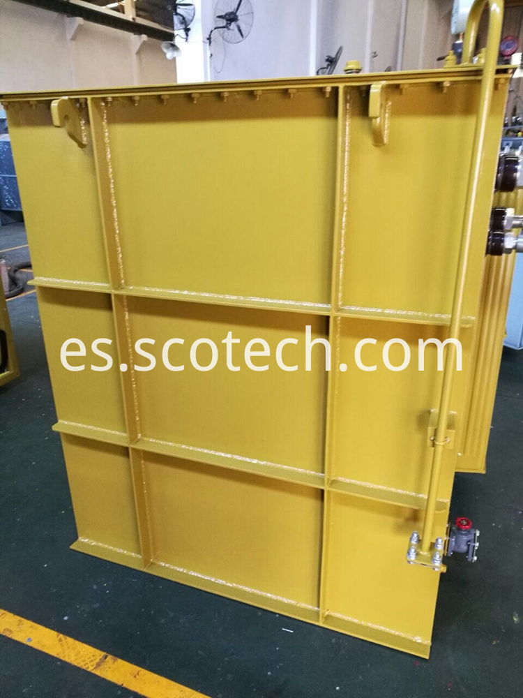Miniature Substation Transformer Tank