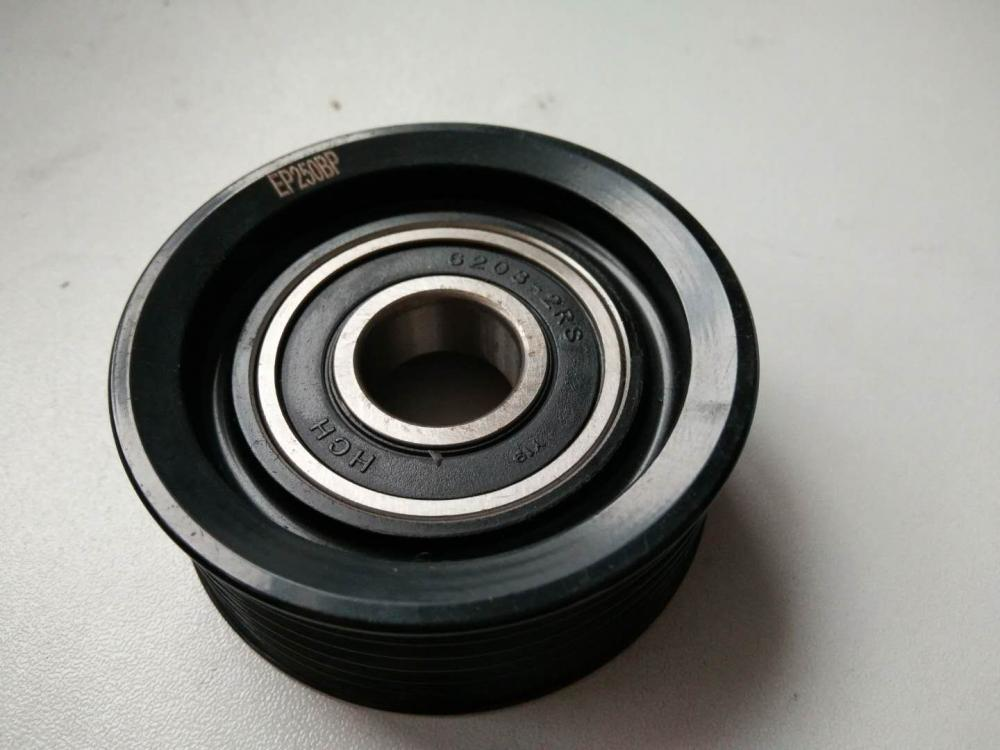 tensioner bearing pulley