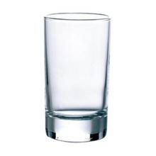 Vidrio de cerveza de cristal de whisky de 180 ml
