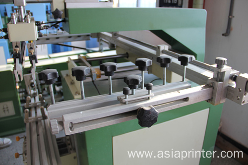 Long Rod Type Screen Printing Machine