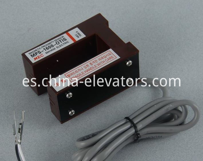 LG Sigma Elevator Level Transducer Leveling Inductor MPS-1600-OTIS